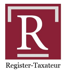 NRVT Register-Taxateur
